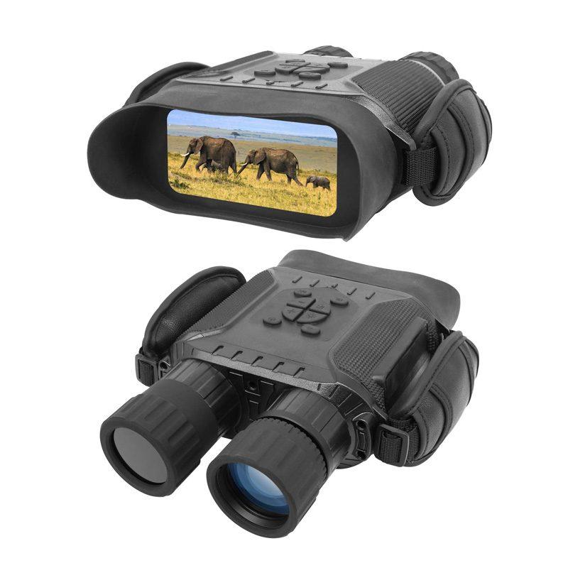 day and night vision binoculars pic