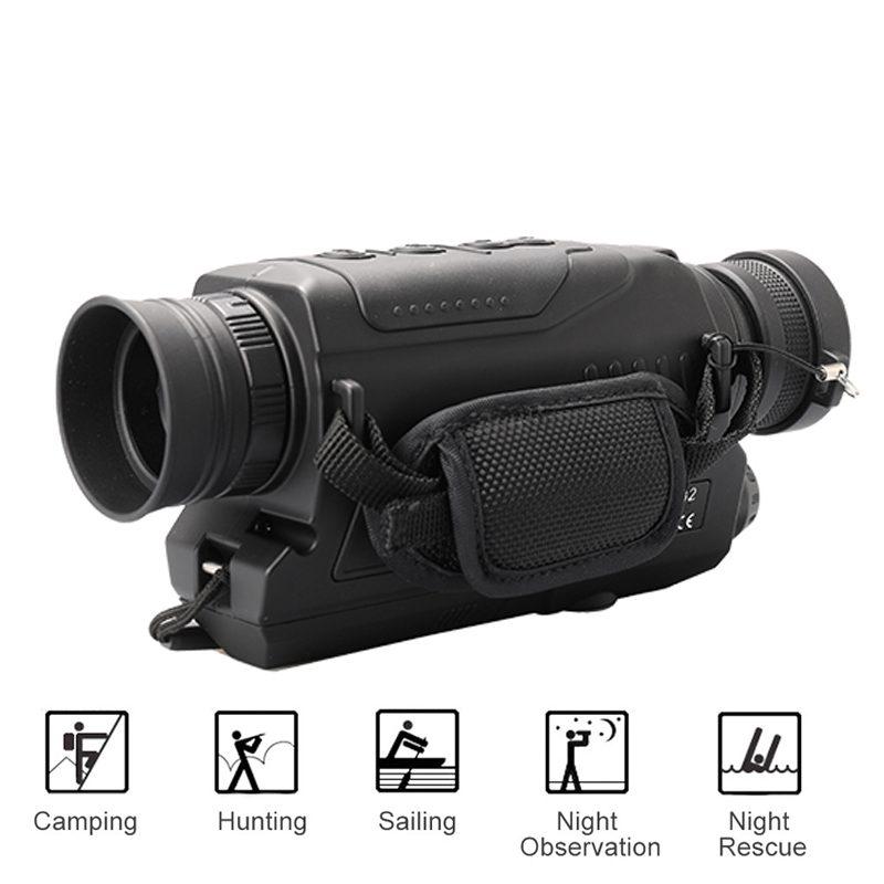 digital night vision scope pic