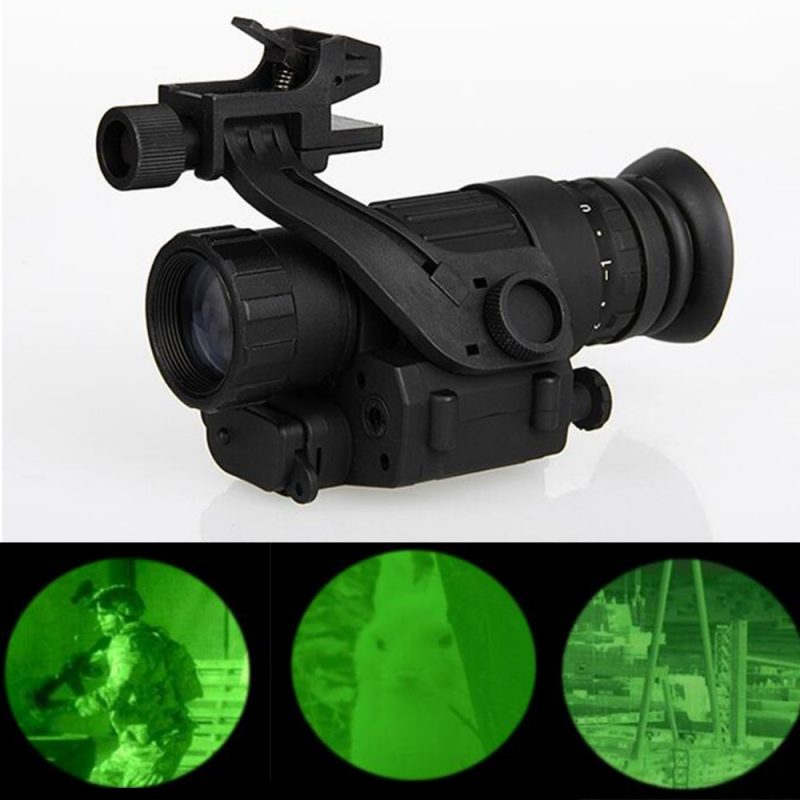night vision scope pic