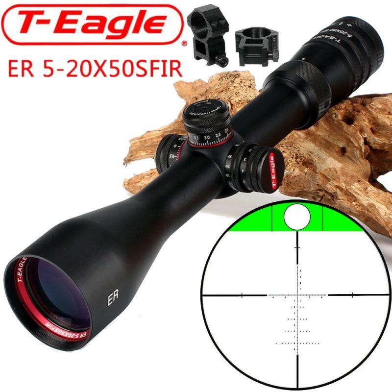 Best Rifle Scopes T-Eagle ER 5-20X50 SFIR pic