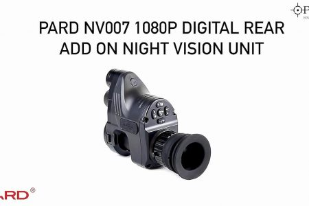 Quick-Fire Review - PARD NV007 1080P Digital Night Vision Monocular Hunting Camera
