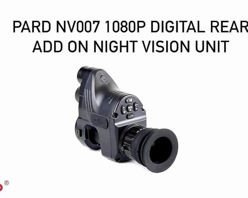 Quick-Fire Review - PARD NV007 1080P Digital Night Vision Monocular Hunting Camera