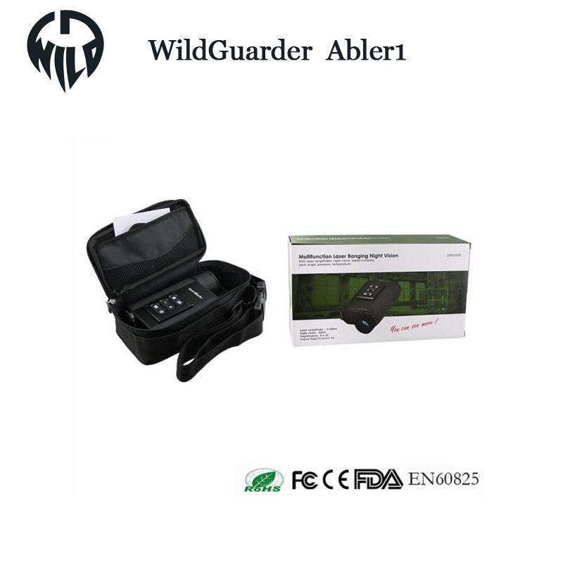 night vision rangefinder