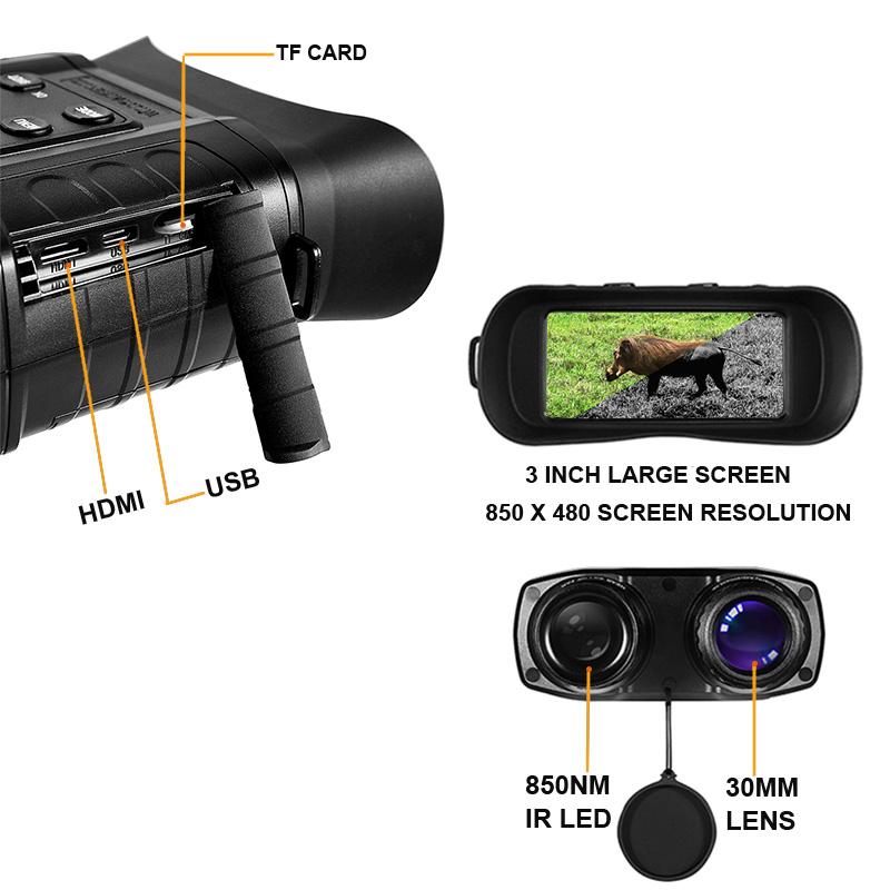 WildGuarder Night Vision Binoculars 2