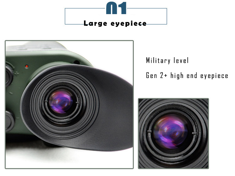 Digital Night Vision goggles Infrared HD Camera 30 Times Zoom 8