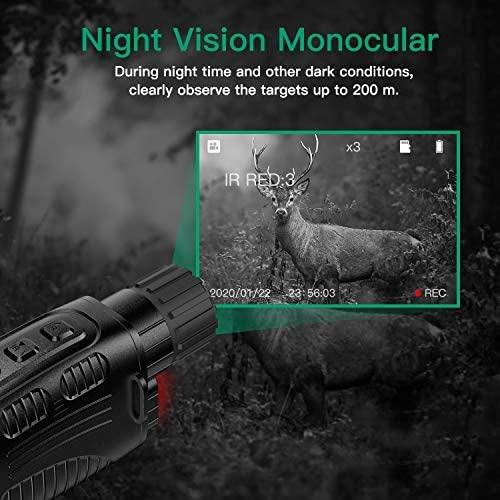 Digital Night Vision Monocular 3