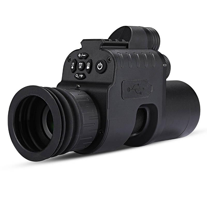WildGuarder WG760 Infrared Night Vision Rifle Scopes Camera 3