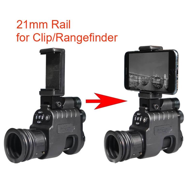 WildGuarder WG760 Infrared Night Vision Rifle Scopes Camera 2