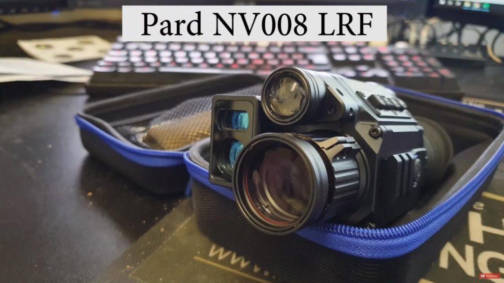 Pard NV008 LRF Digital Night Vision Scope 1