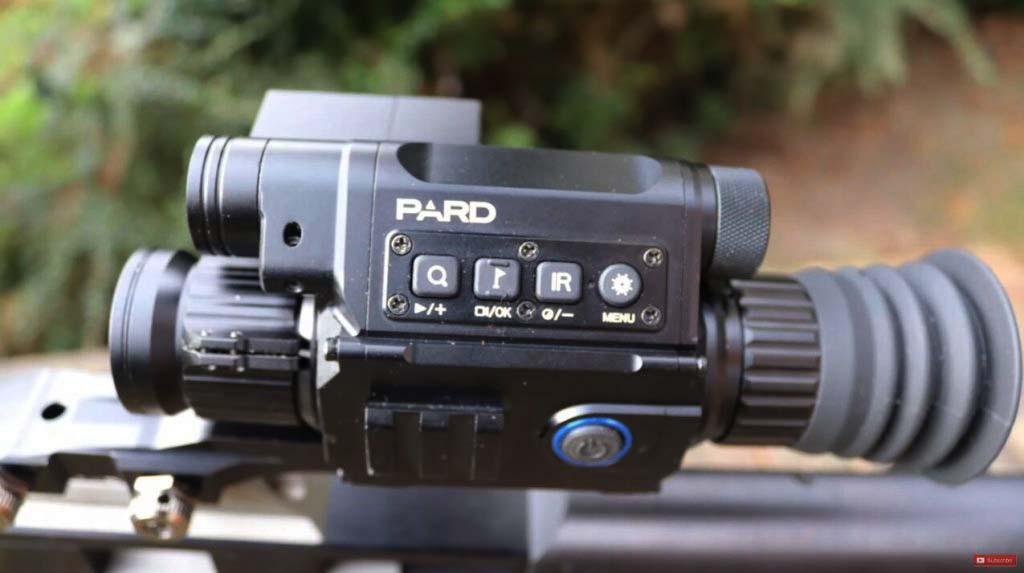 Pard NV008 LRF Digital Night Vision Scope 2