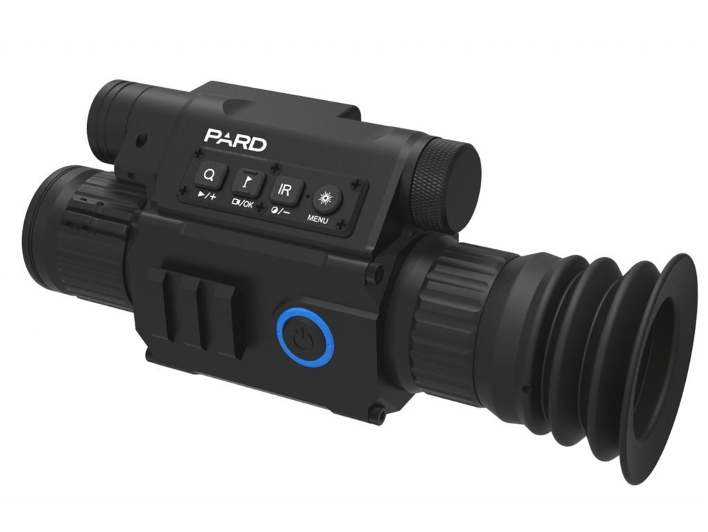 Pard NV008 LRF Digital Night Vision Scope 4
