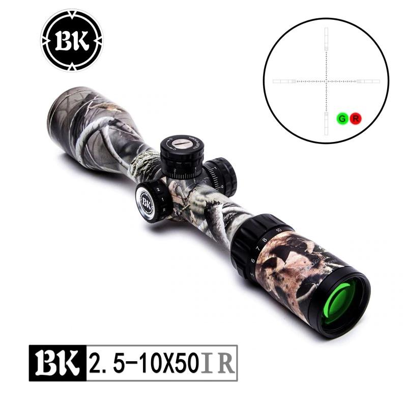 Bobcat King 2.5-10X50 IR Riflescope Best Budget Hunting Rifle Scope 1