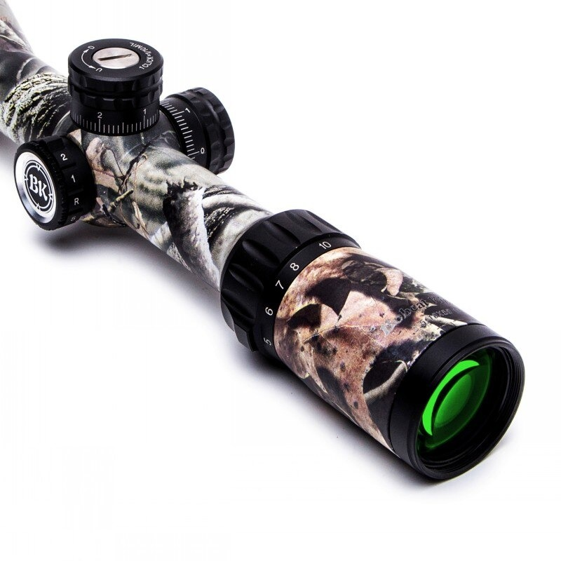 Bobcat King 2.5-10X50 IR Riflescope Best Budget Hunting Rifle Scope 5