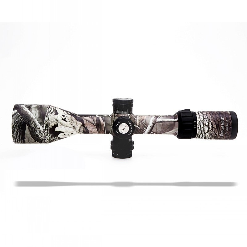 Bobcat King 2.5-10X50 SFIR Riflescope Airsoft Hunting Rifle Scope 3