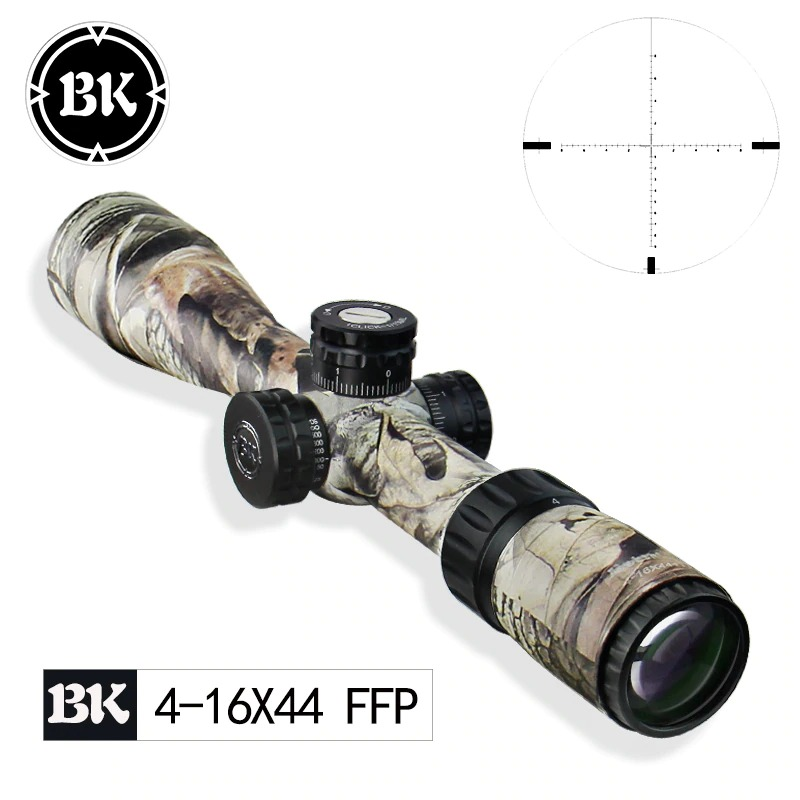 Bobcat King 4-16X44 FFP Riflescope  1