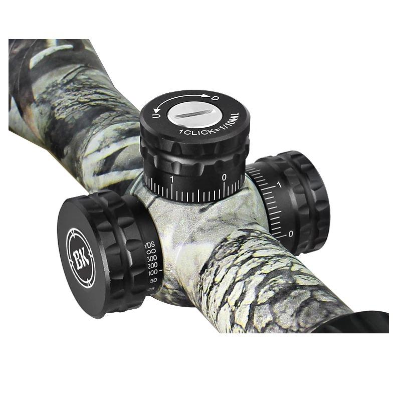 Bobcat King 4-16X44 FFP Riflescope  6