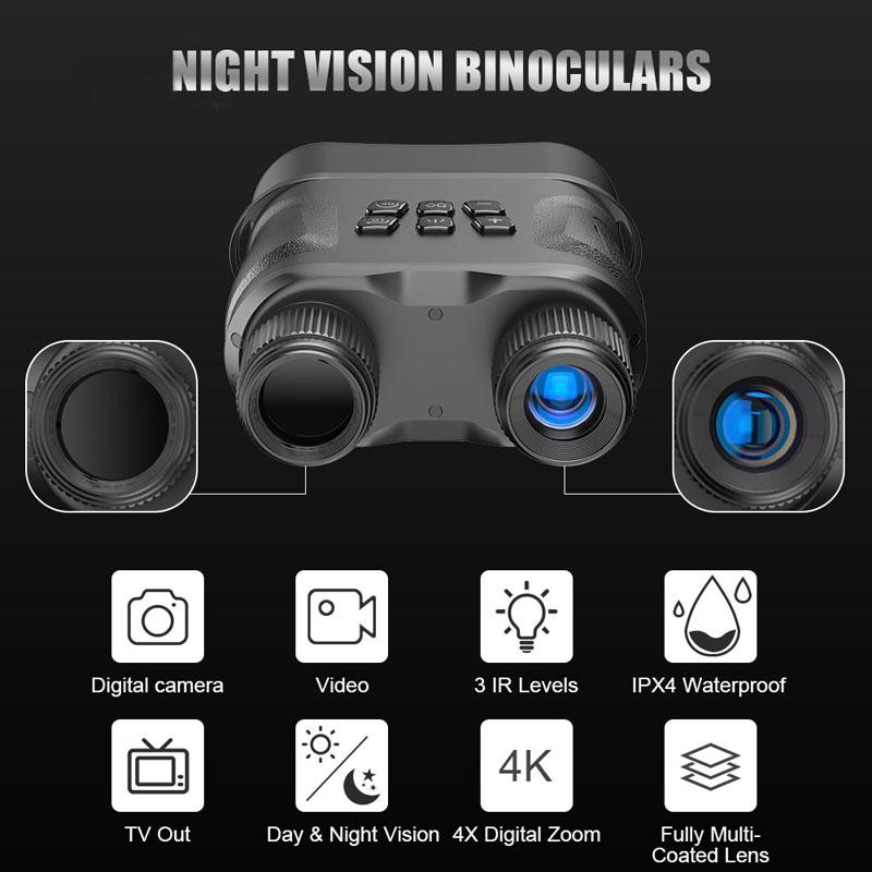 Best Night Vision Binoculars WildGuarder NV001A 2