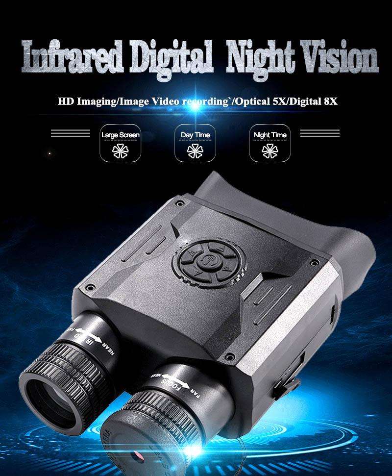 Best Night Vision Binoculars WildGuarder NV600 PRO 1