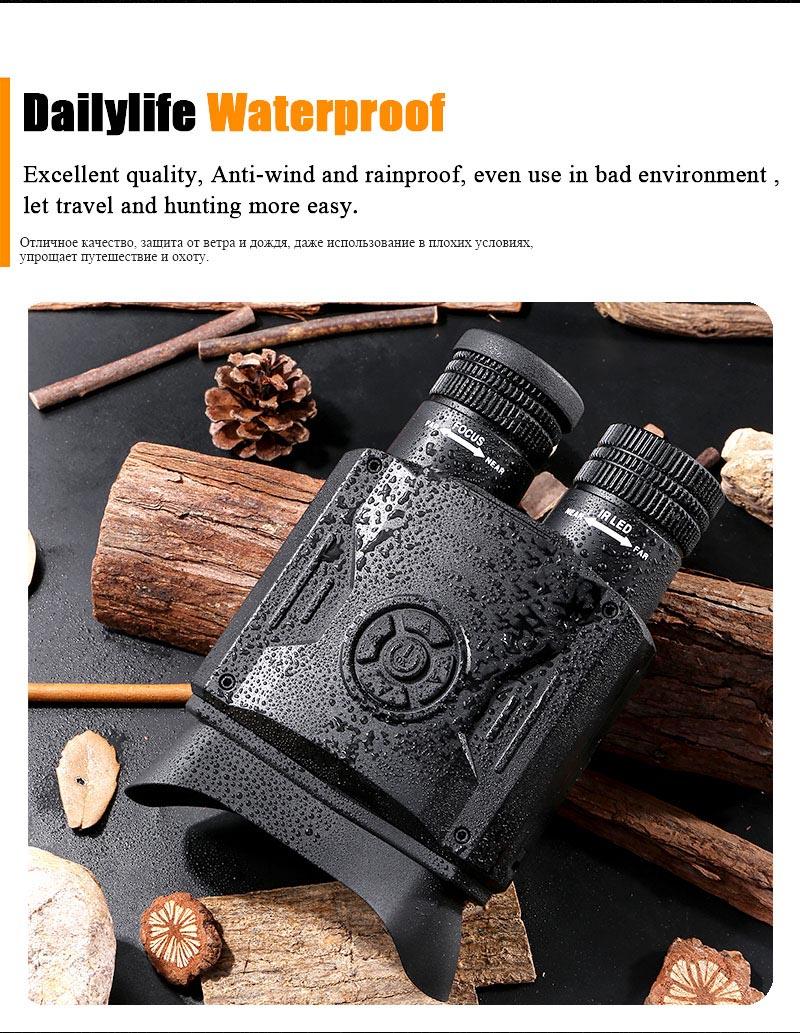 Best Night Vision Binoculars WildGuarder NV600 PRO 5
